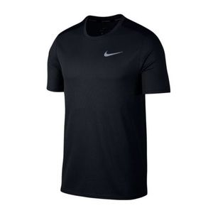 Nike Dri-Fit Breathe Run SS Tee Black 904634-010